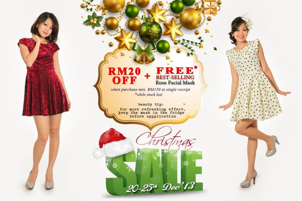 2013 Christmas Sale